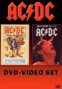 Cover AC/DC - No Bull / Stiff Upper Lip Live - DVD-Video Set [DVD]